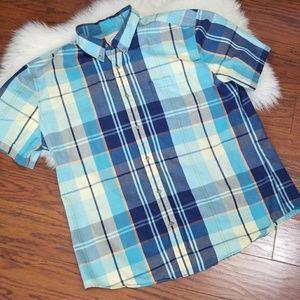 St.Johns Bay Mens Button Up Shirt